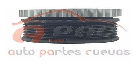 polea de cigüeñal damper ford escort 1997-2001 2.0l l4 sohc