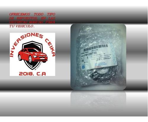 polea de correa de tiempo optra limited gm (9128738)