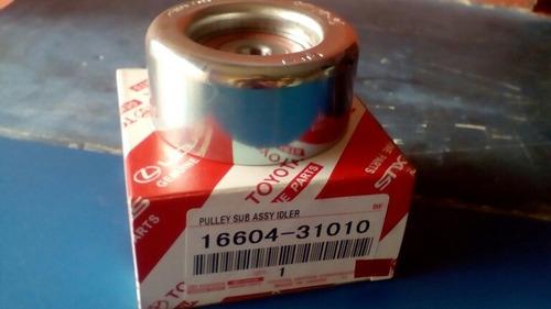 polea de correa n.2 toyota motor 4.0