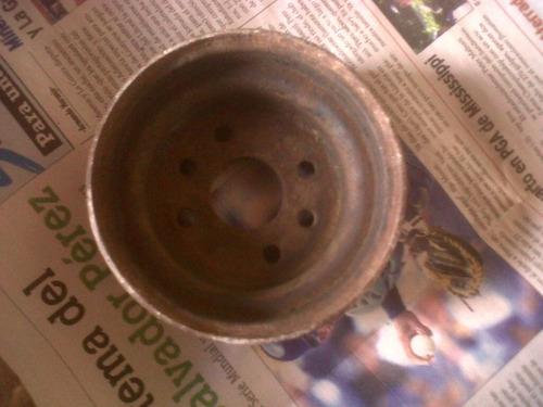 polea de la bomba de agua de corolla beby carry 1.8