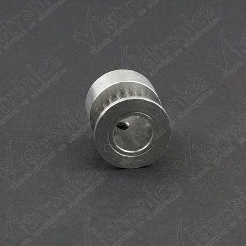 polea gt2 16 dientes 12.9x14 mm para eje de 5 mm