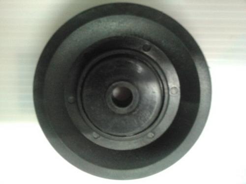 polea repuesto para multigimnasio multigym pvc 90 mm