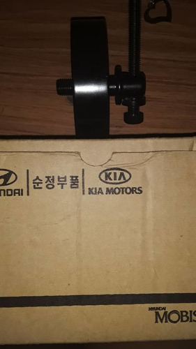 polea tensora aire acondicionado kia sportage original movis