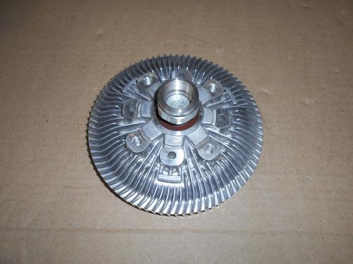 polea viscosa con paleta de ford ranger 3.0