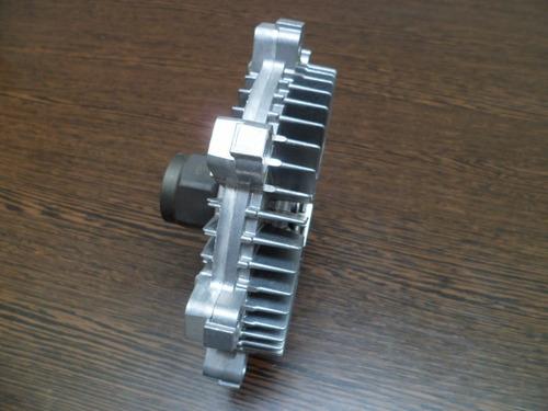polea viscosa para ford ranger 01/12 con motor mazda 2.3