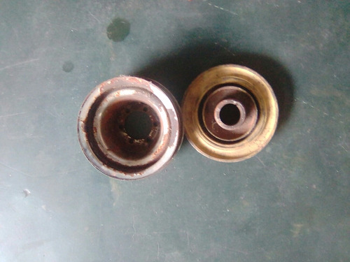 polea y damper para motor 318 -360. usado en buen estado