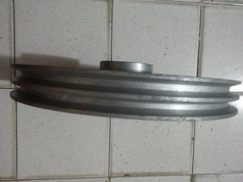 poleas de aluminio para correas tipo a o tipo b