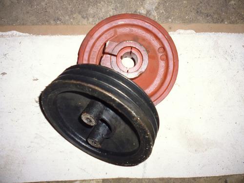 poleas de bomba de inyeccion de 682n3 usada
