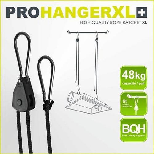 poleas pro hanger xl 48kg x 2