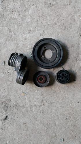 poleas varias - chevrolet meriva diesel 1.7