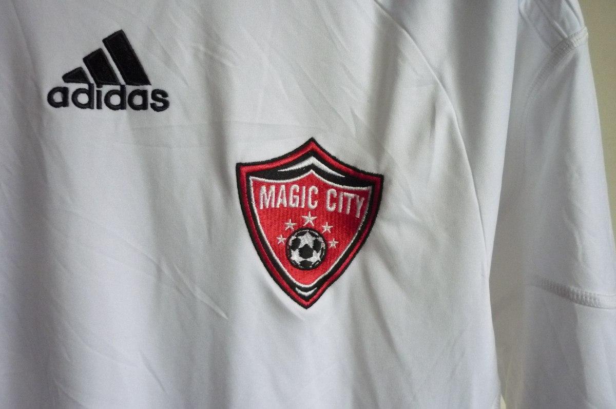 polera futbol adidas magic city climalite talla s (adulto). Cargando zoom. b4ab31532cf0f