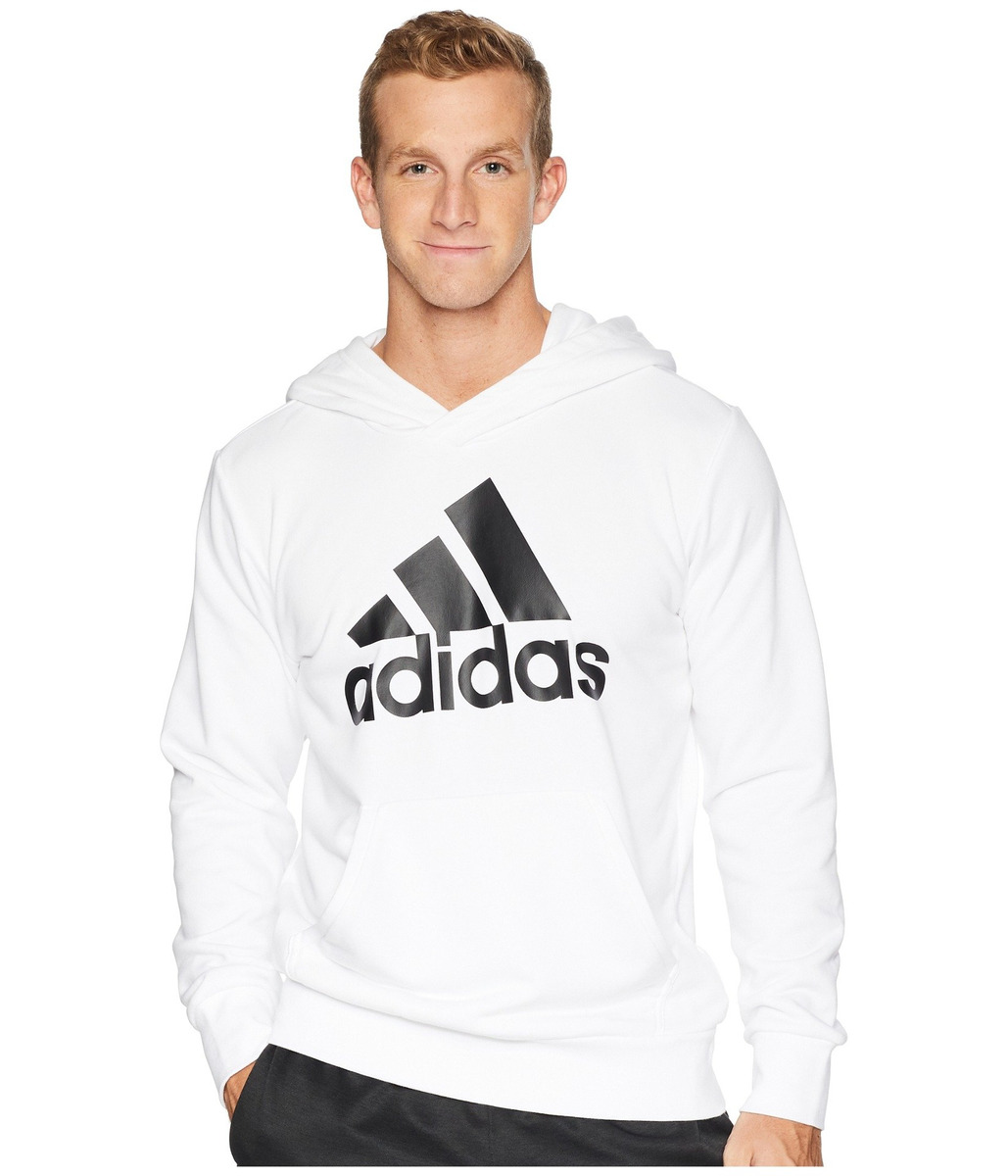 f5afe7a8f2878 polera hombre adidas essentials linear pullover hoodie frenc. Cargando zoom.