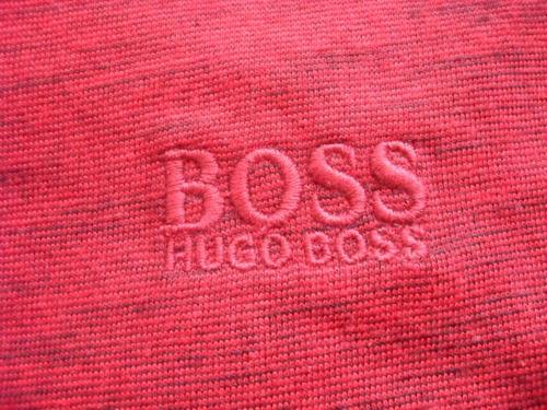 polera hugo boss orange label nueva talla original