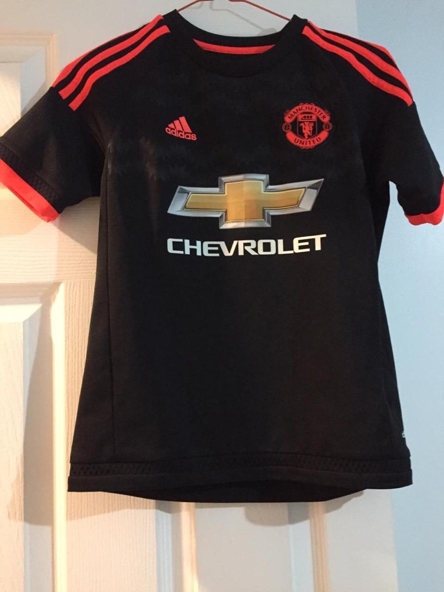 95c050dbc7386 Polera Manchester United Original adidas Talla M Kids -   25.000 en ...