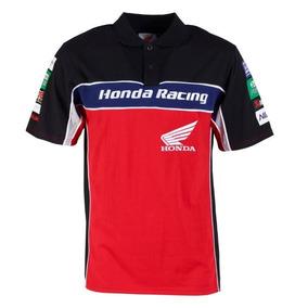 4501533e5b655 Polera Moto Honda Racing Bsb Personalizada (cuello Polo)
