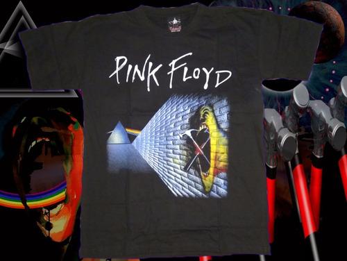 polera pink floyd talla m