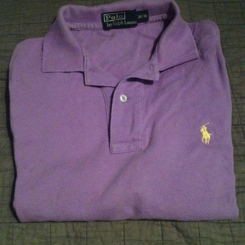 polera pique, marca polo (original) talla m impecable