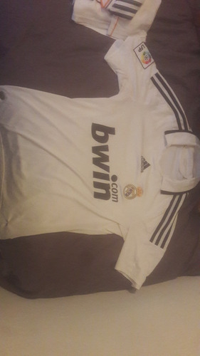 polera real madrid 2009