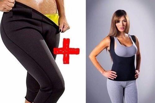polera redu shaper más calzas neotex mujer profesional
