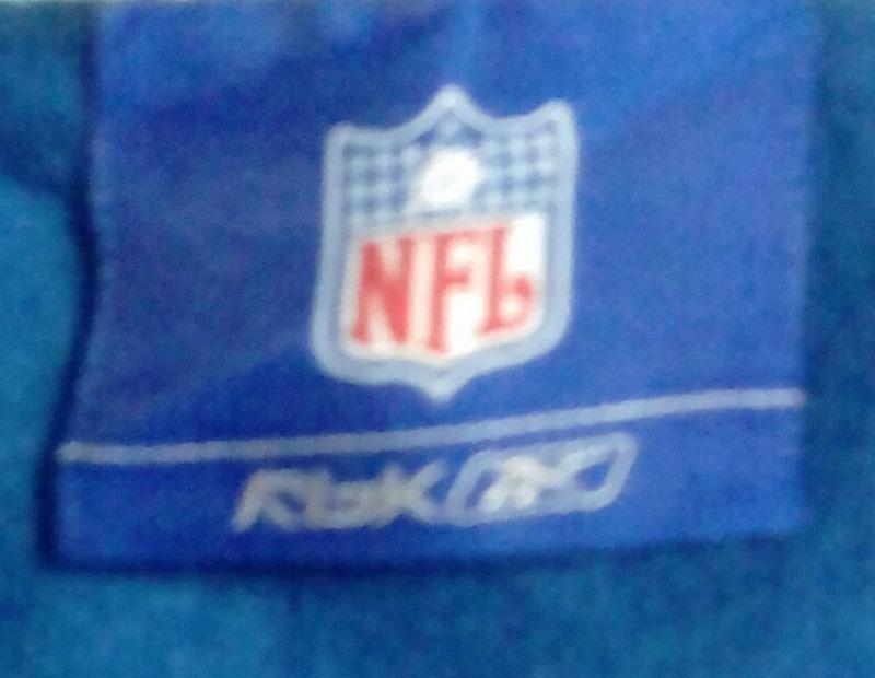 polera reebok original de futbol americano nfl nba mlb colts. Cargando zoom. a330d4a4574
