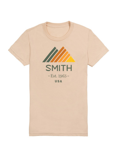 polera smith scout women cream m
