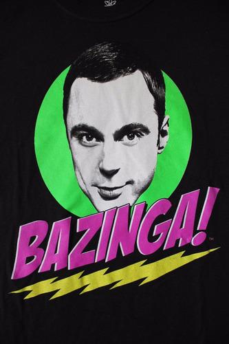 polera the big bang theory bazinga
