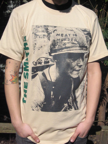polera the smiths meat is murder