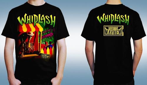 polera thrash metal sodom voivod whiplash suicidal angels