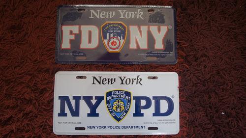 poleras bomberos / policia nueva york