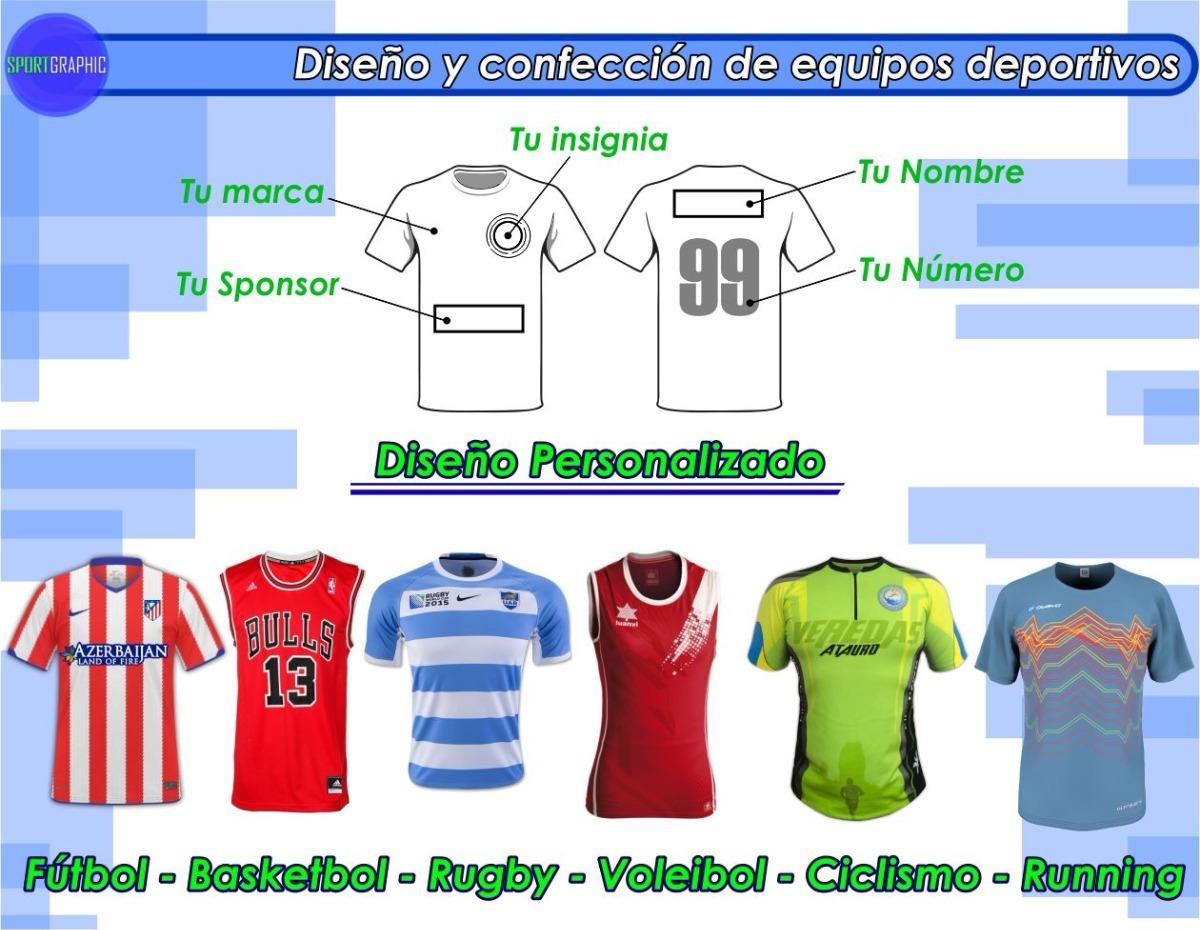 b218f2f74 Poleras Camisetas Deportivas Personalizadas -   14.990 en Mercado Libre