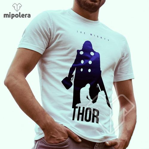 poleras estampadas personalizadas avengers mps mipolera
