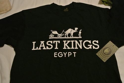 poleras last kings originales compradas en miami talla m