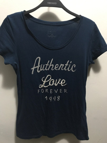 poleras mujer forever 21 lote