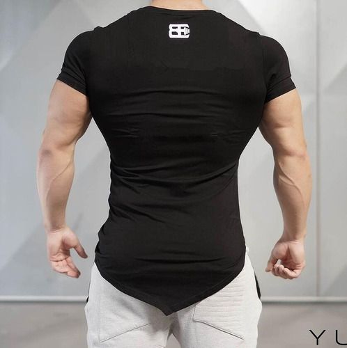 poleras musculosas sudaderas manga corta gym gimnasio
