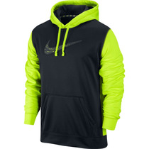 Chompa Polera Capucha Nike Hoodie 100% Original Talla M