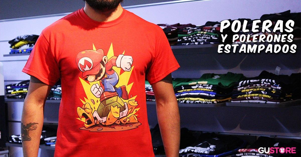 Poleras Y Polerones Con Estampados Personalizados Full Color ... 9e24cdd06d1