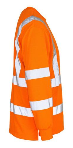 polerón alta visibilidad melita | mascot® safe classic
