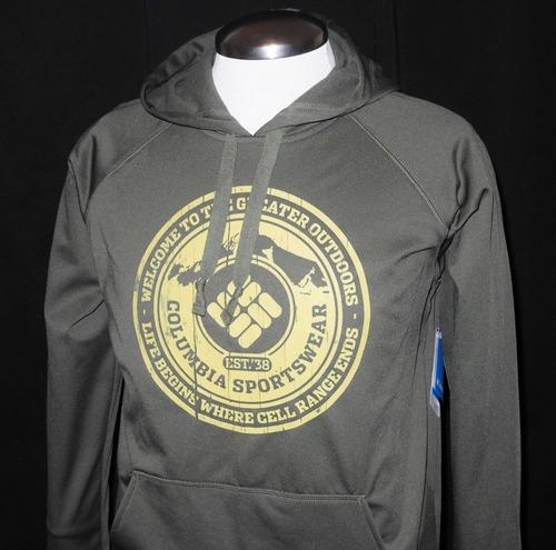 poleron columbia talla m graphics hoodie