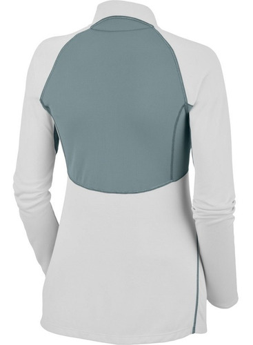 poleron mujer columbia insect blocker sporty talla l xl