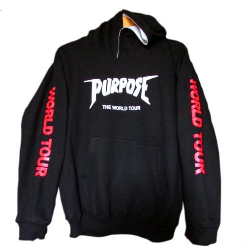 poleron supreme purpose tour canguro