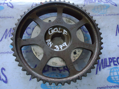 polia comando cabeçote golf n:06a109 105d
