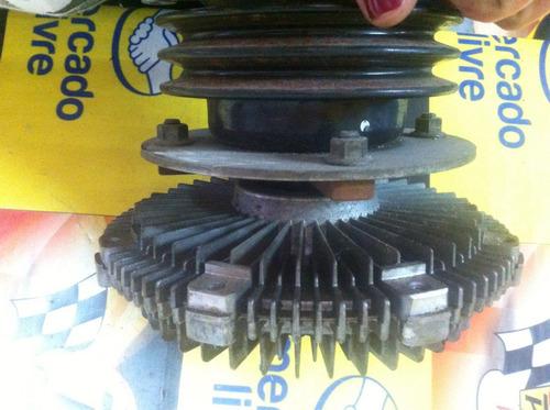 polia eletro magnética pajero dakar completo original