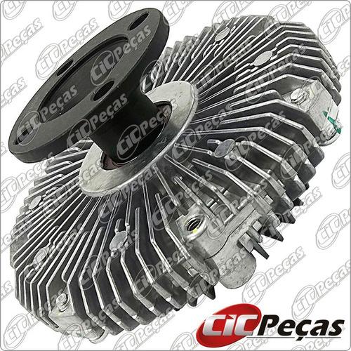 polia viscosa radiador hilux 2.4 8v diesel/ 2.8 (92/98)