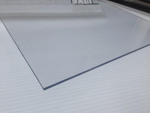 Policarbonato alem n compacto plano 228 00 en mercado - Plancha policarbonato transparente ...
