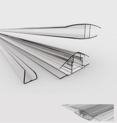 policarbonato bronce 8mm techo cubierta pergola teja acrilic