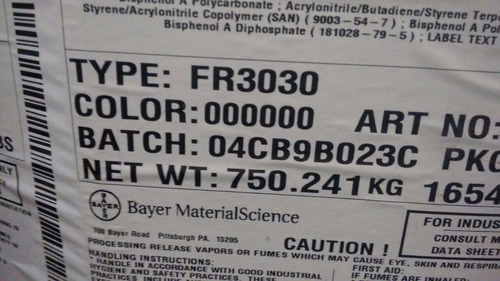 policarbonato makrolon bayer