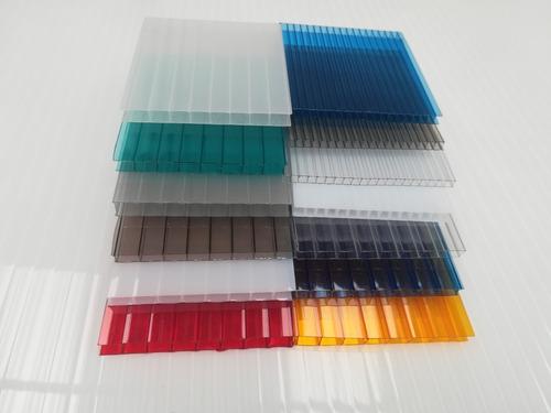 policarbonato polygal cubiertas fachadas 10 años garantía