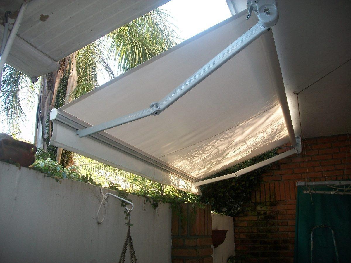 Policarbonato techos corredizos cerramientos herreria for Toldos para techos