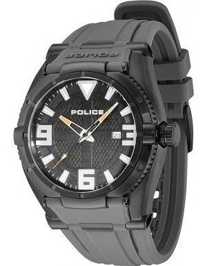 police 13093jsb02b reloj de hombre negro ip raptor
