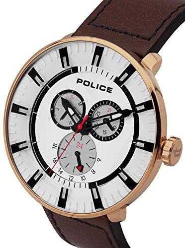 police 15040xcyr01 reloj de liga de hombres